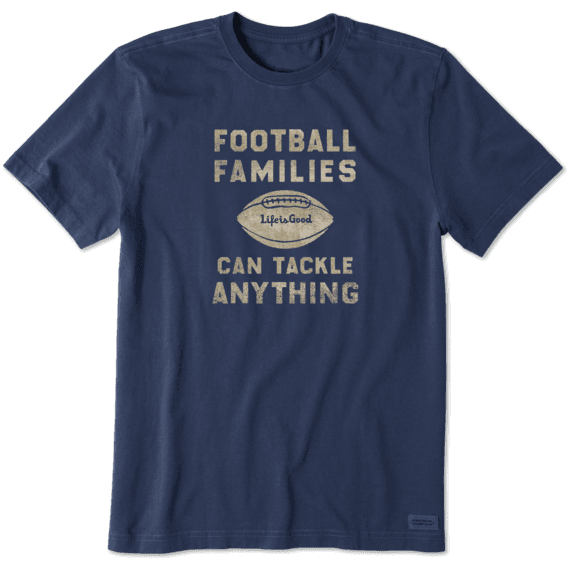 Men's Tackle Anything Crusher Tee
