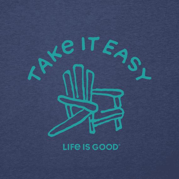 Men's Take It Easy Adirondack Cool Tee