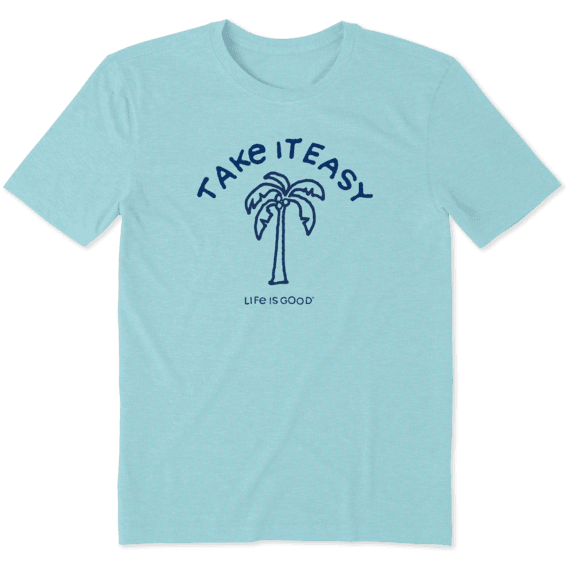 Men's Take It Easy Palm Cool Tee