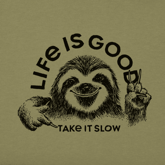 Men's Take It Sloth Cool Tee
