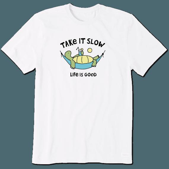 Men's Take It Slow Crusher Tee