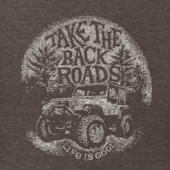Men's Take The Back Roads Crusher Tee