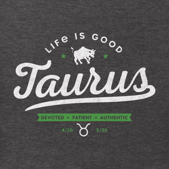 Men's Taurus Crusher Tee