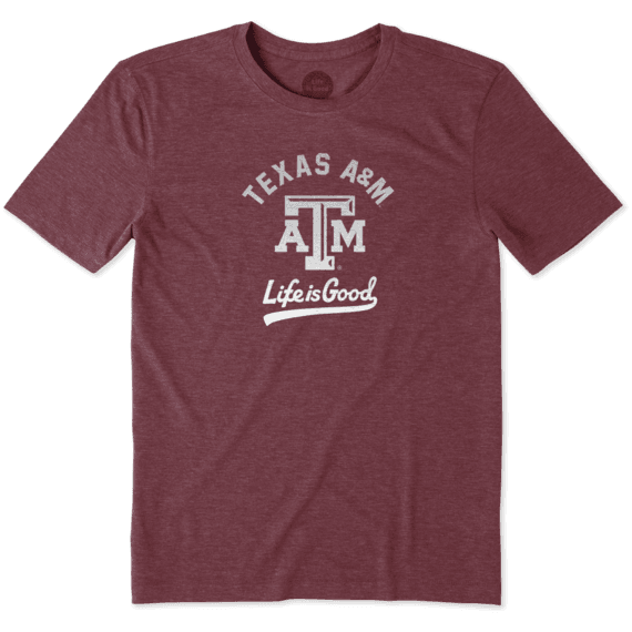 Men's Texas A&M Aggies Gradient Tailwhip Cool Tee