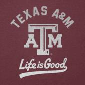 Men's Texas A&M Aggies Gradient Tailwhip Cool Tee