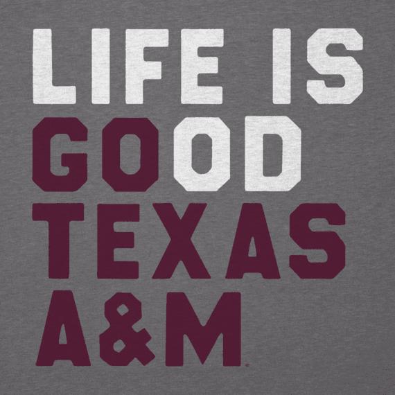 Men's Texas A&M Aggies LIG Go Team Cool Tee