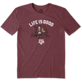 Men's Texas A&M Aggies Tailgate Jake Cool Tee