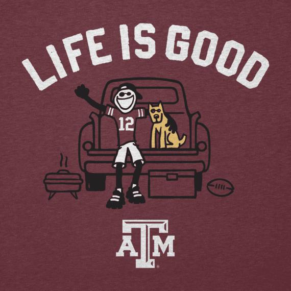 Men's Texas A&M Aggies Tailgate Jake Cool Tee