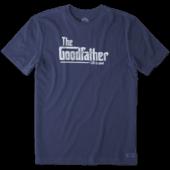 Men's The Goodfather Crusher Tee