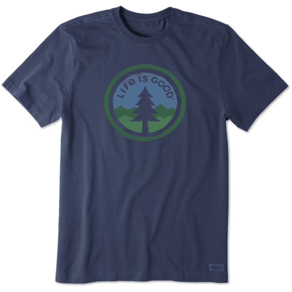 Men's Tree Coin Crusher Tee