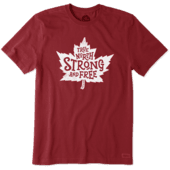 Men's True North Strong Canada Crusher Tee