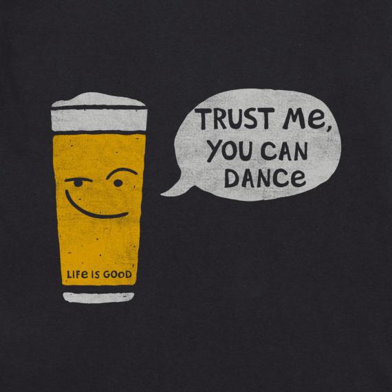 Men's Trust Me, Beer Crusher Tee