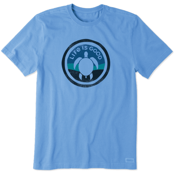 Men's Turtle Coin Crusher Tee