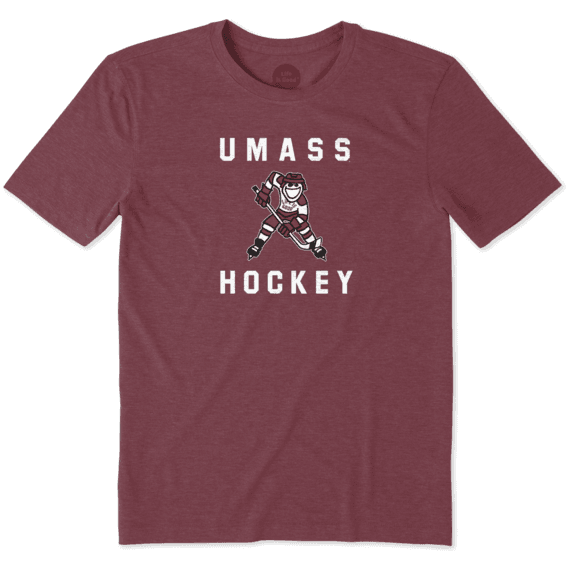 Men's UMass Athlete Jake Cool Tee