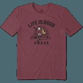 Men's UMass Tailgate Jake Cool Tee