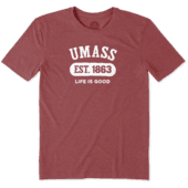 Men's UMass Team Pill Cool Tee