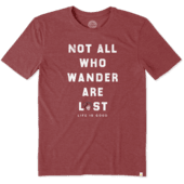 Men's UMass Wander Cool Tee