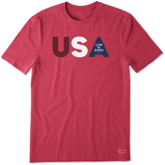 Men's USA LIG Crusher Tee