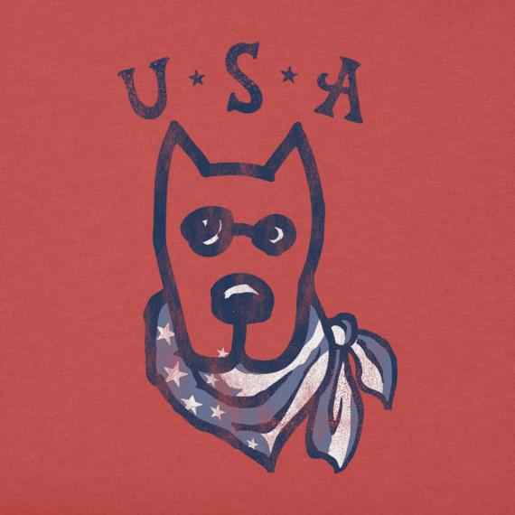 Men's USA Rocket Crusher Tee