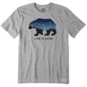 Men's Ursa Major Bear Crusher Tee