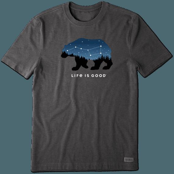 Men's Ursa Major Bear Crusher Tee