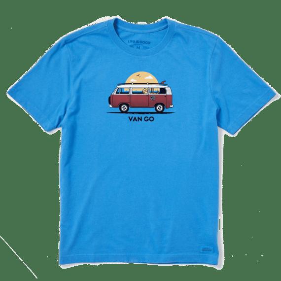 Men's Van Go Crusher Tee