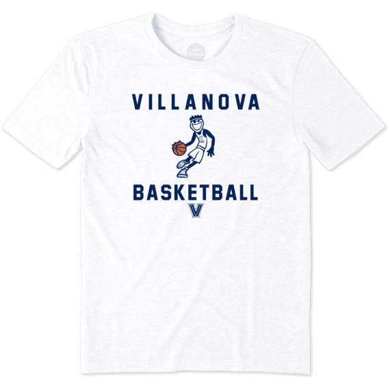 Men's Villanova Athlete Jake Cool Tee