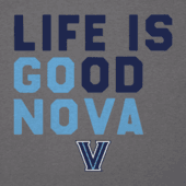 Men's Villanova Wildcats LIG Go Team Cool Tee