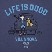 Men's Villanova Wildcats Tailgate Jake Cool Tee