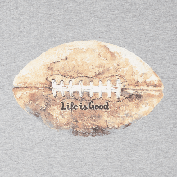 Men's Vintage Football Crusher Tee