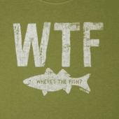 Men's WTF Fish Crusher Tee