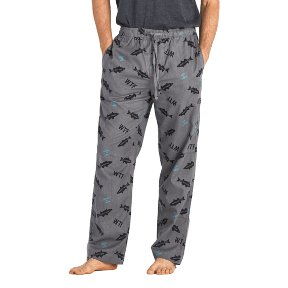 Men's WTF Toss Print Classic Sleep Pant