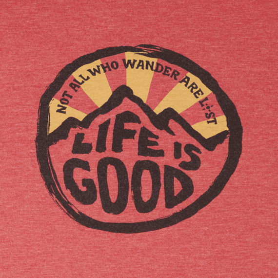 Men's Wander Coin Cool Tee