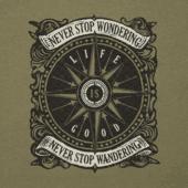 Men's Wander Compass Cool Tee