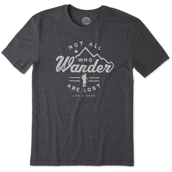 Men's Wander Hike Cool Tee