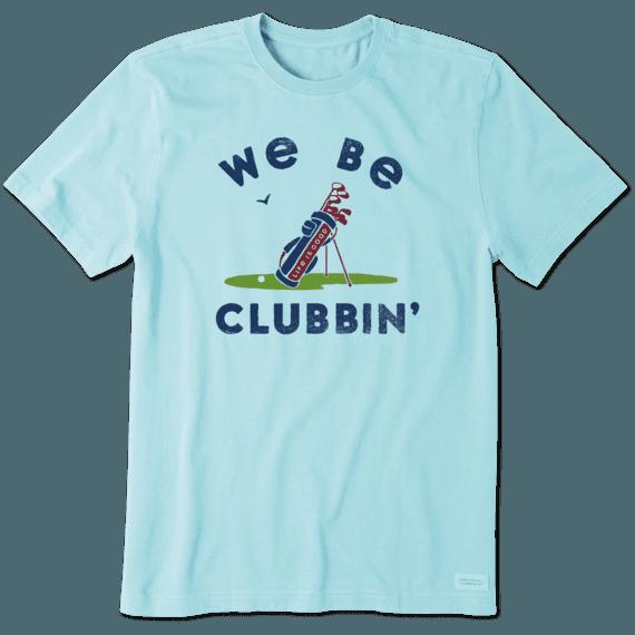 Men's We Be Clubbin' Crusher Tee