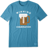 Men's Winning Combination Crusher Tee