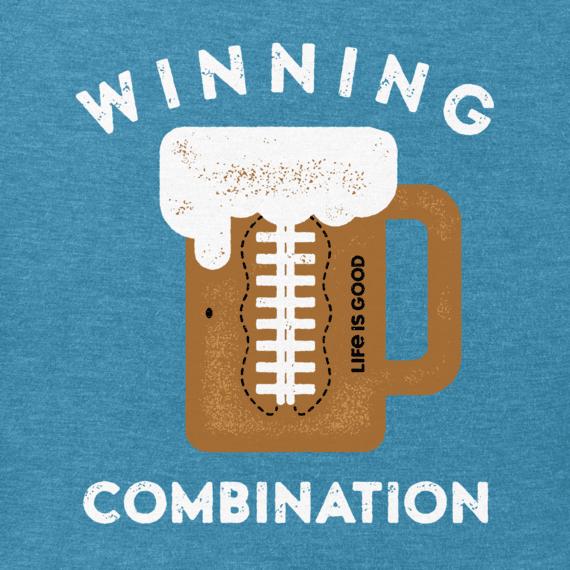 Men's Winning Combination Crusher Tee