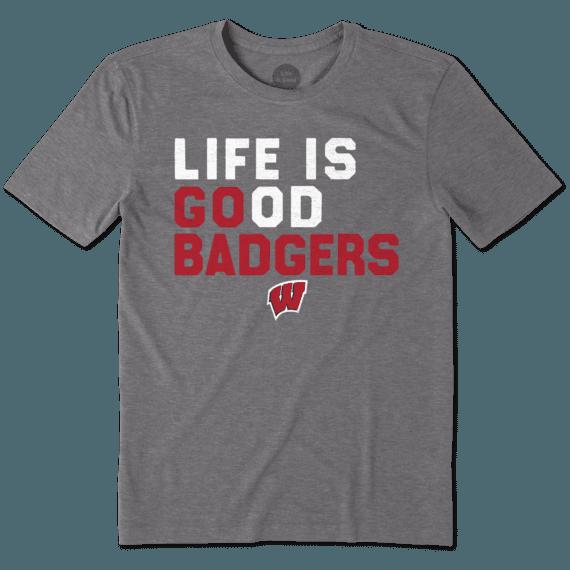 Men's Wisconsin LIG Go Team Cool Tee