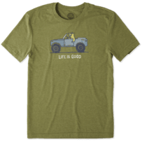Men's 4X4 Rocket Cool Tee