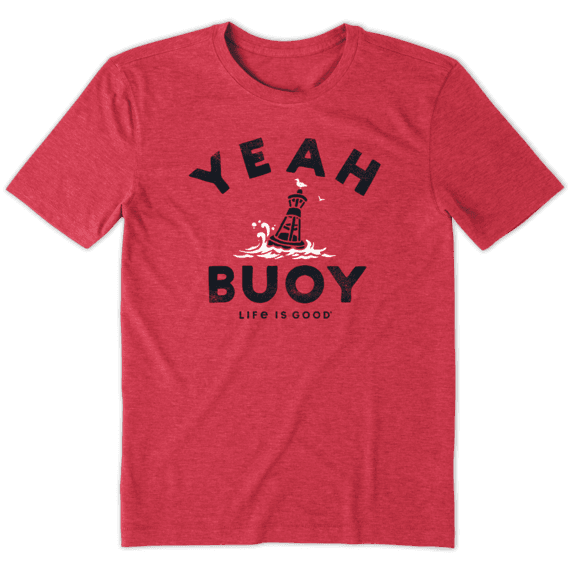 Men's Yeah Buoy Cool Tee