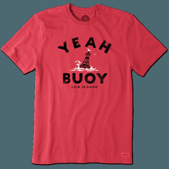 Men's Yeah Buoy Crusher Tee