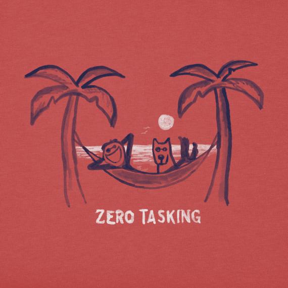 Men's Zero Tasking Crusher Tee