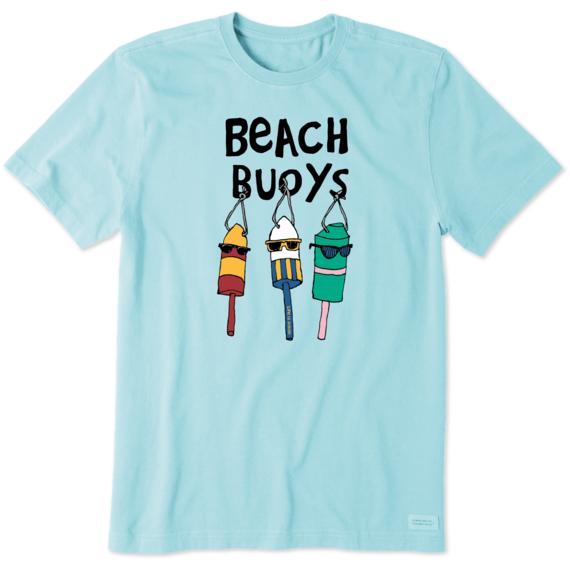 Men's Beach Buoys Crusher Tee