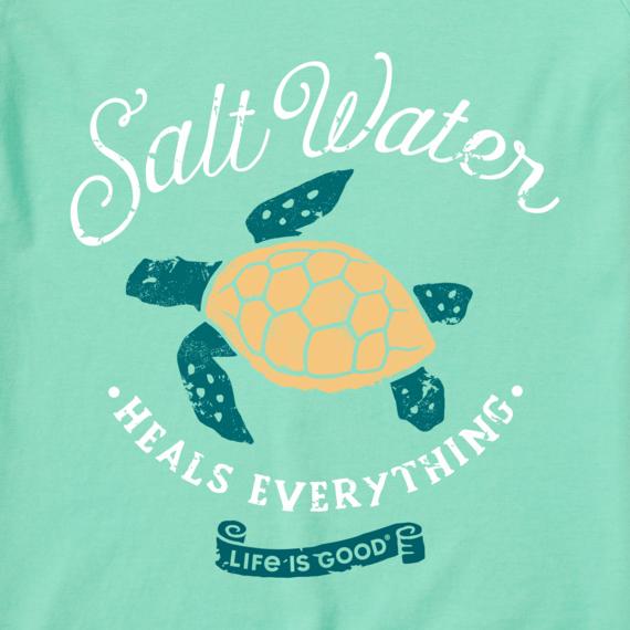 Men's Saltwater Turtle Crusher-LITE Long Sleeve Tee