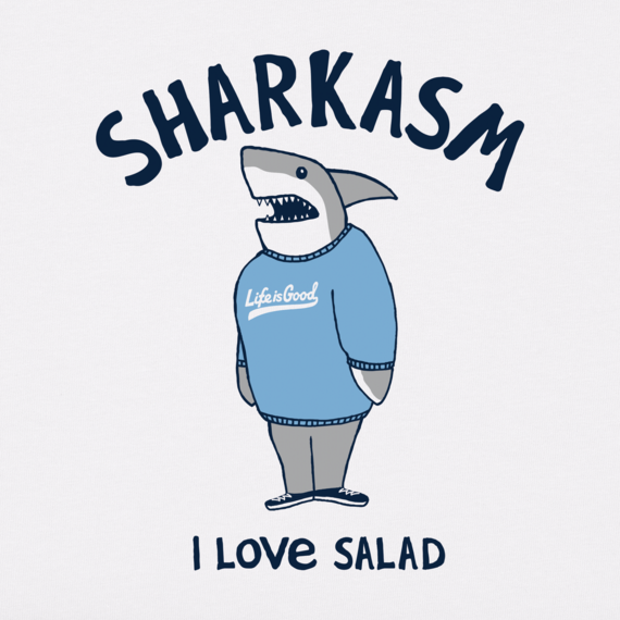 Men's Sharkasm Crusher Tee