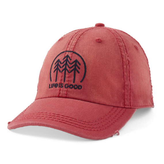 Minimal Forest Sunwashed Chill Cap