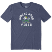 Men's Notre Dame Good Vibes Cool Tee