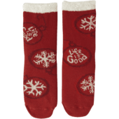 Ornament Fun Double Snuggle Sock