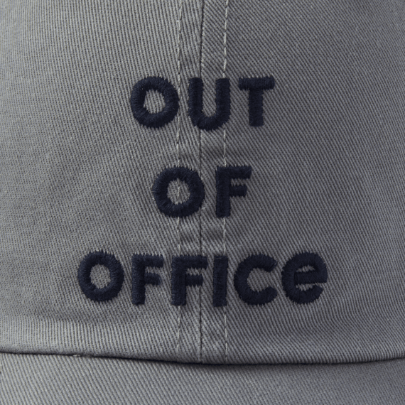 Out of Office Chill Cap